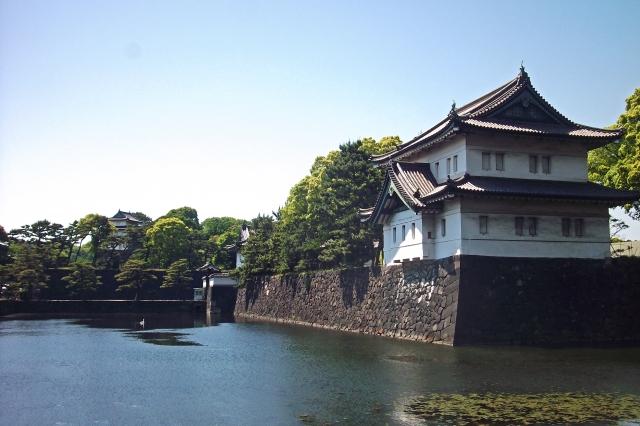 江戸城お散歩