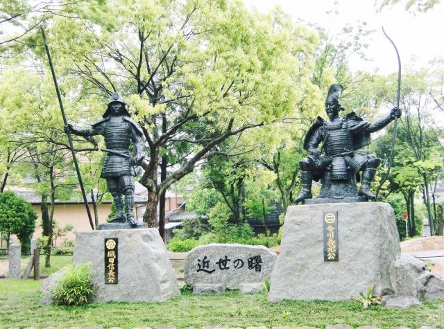 桶狭間古戦場