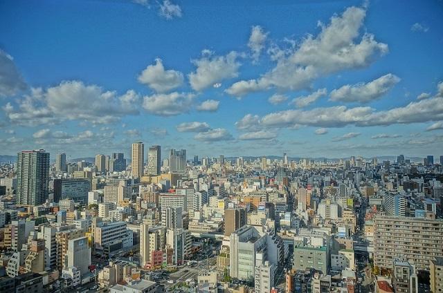 大分から大阪までは飛行機と新幹線どっちがお得?移動時間・料金比較