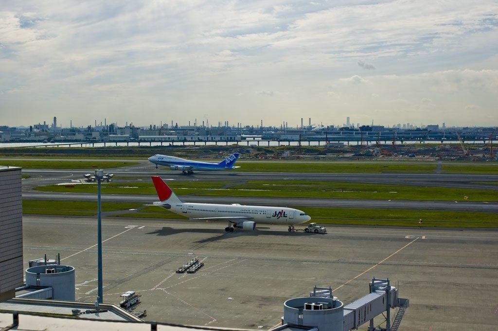 どこから行っても便利な羽田空港へアクセス方法について紹介します!