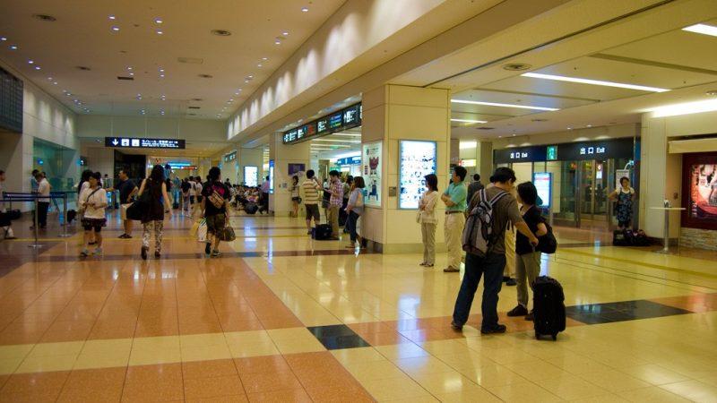 羽田空港のスカイマークターミナルは第1!行き方のポイントもご紹介