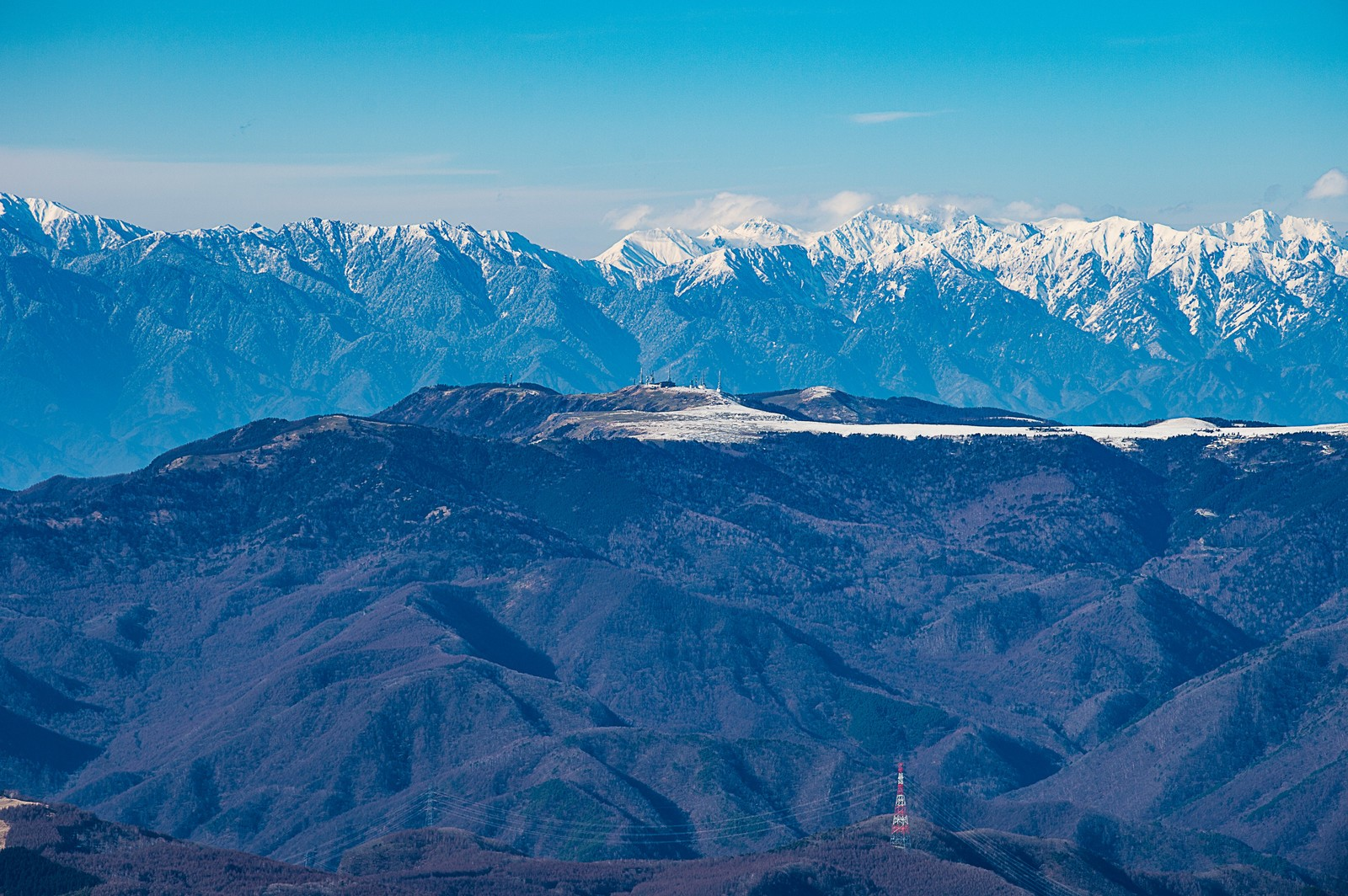 北海道から長野へは飛行機でいこう