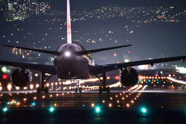 千葉へ運航している航空会社②:JAL