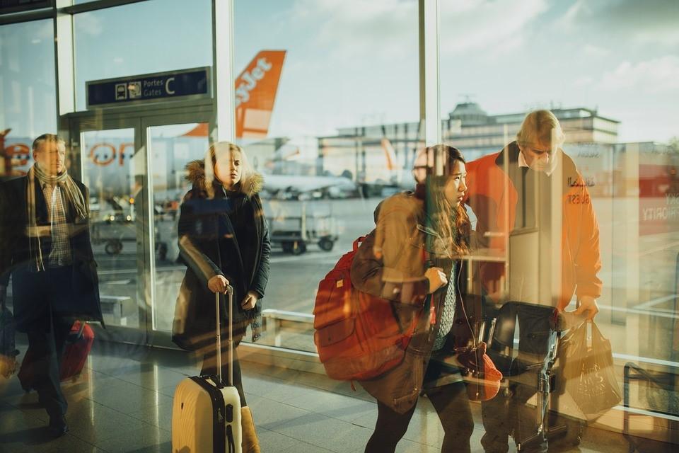 スカイマークは仙台空港のどこに行ってチェックインすればいい?