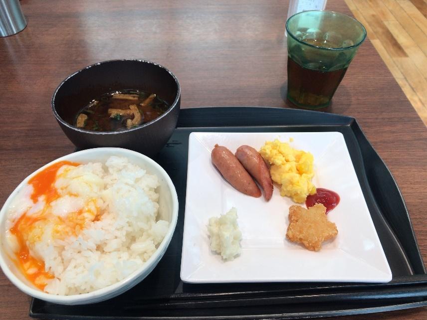 M's DINING 朝食