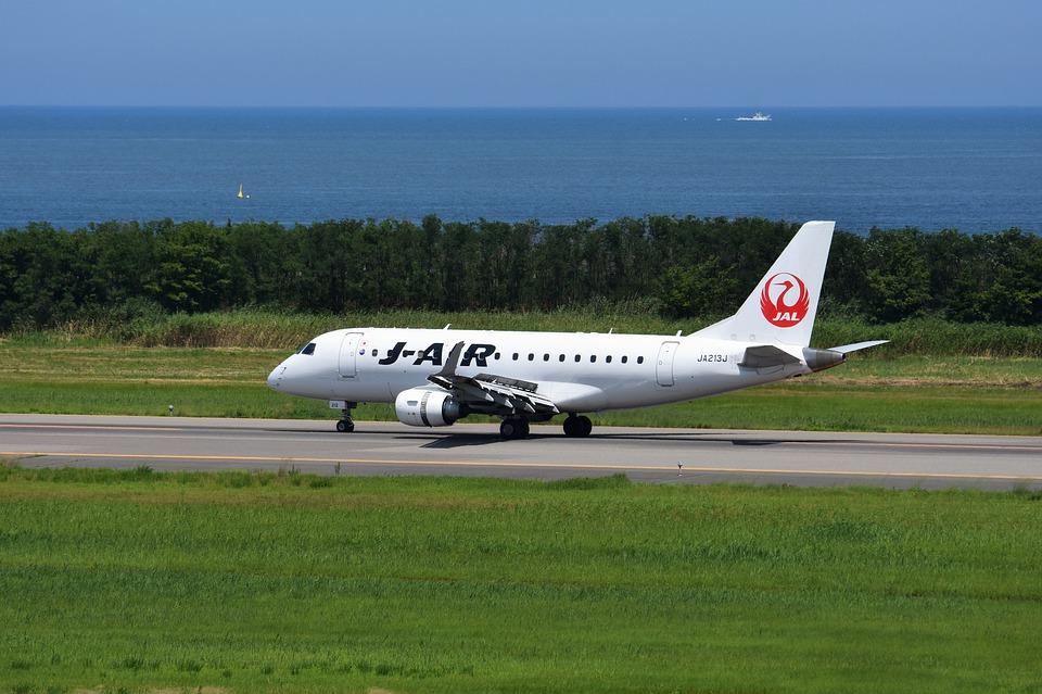 日本航空 青空