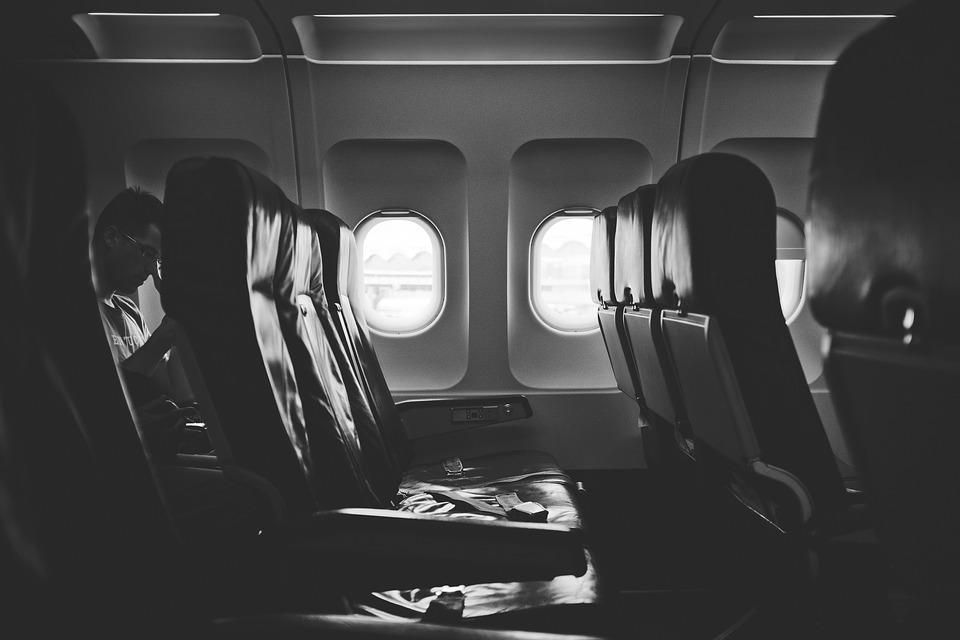 座席 航空機