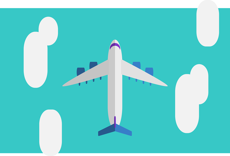 飛行機 イラスト