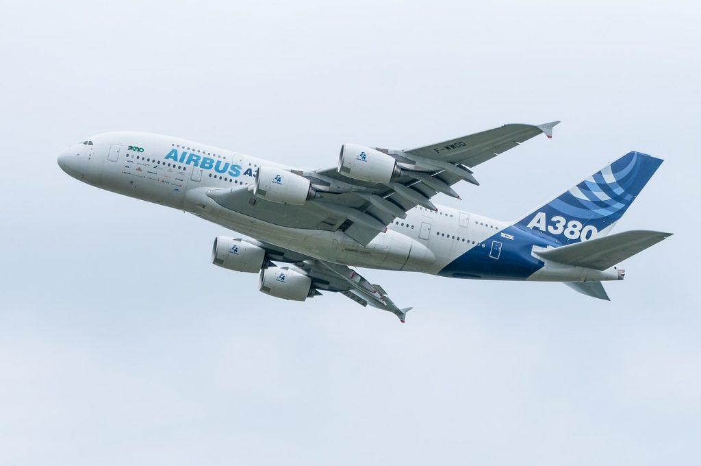 スカイマーク A380